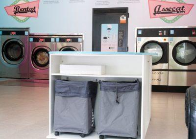 Equipamiento para facilitarte el lavado
