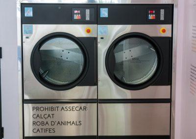Secadoras de la lavandería